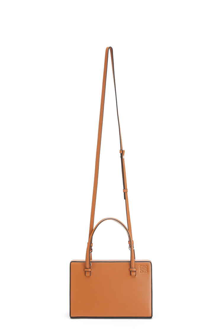 LOEWE Postal bag in natural calfskin Tan pdp_rd