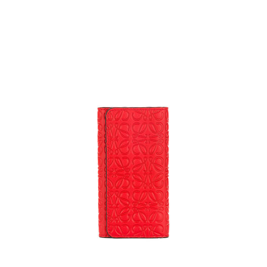 LOEWE Repeat 6 Keys Keyring Primary Red front