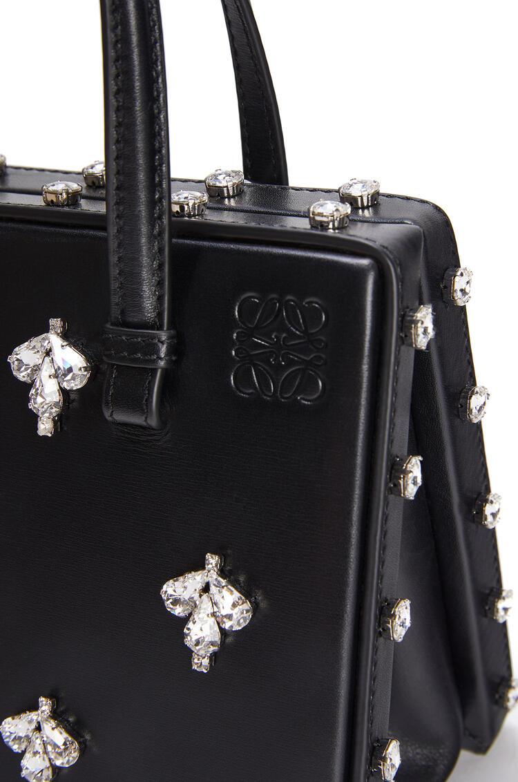 LOEWE Postal Crystals Bag 黑色 pdp_rd