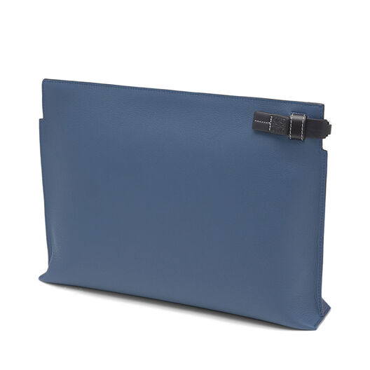 LOEWE T Pouch Ardilla Marine Azul/Indigo all