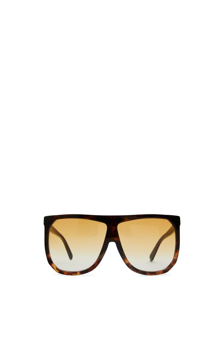 LOEWE Filipa Sunglasses in acetate Osc/Hav Bl/Gr Yellow pdp_rd