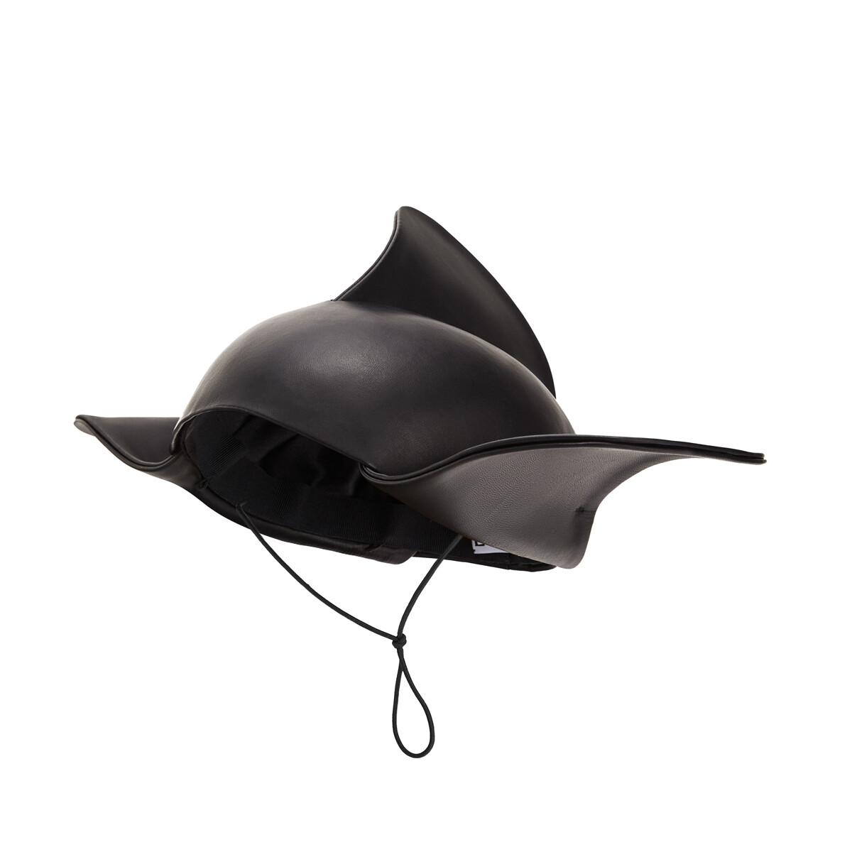 LOEWE Wings Hat Black front