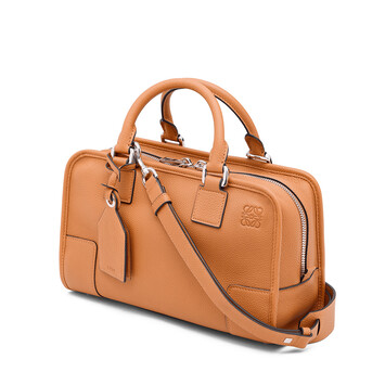 LOEWE Amazona 28 Bag Light Caramel front