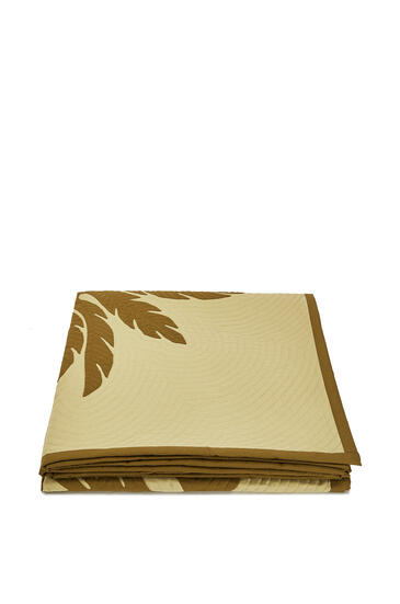 LOEWE 230 X 230 Blanket palms in cotton Green pdp_rd