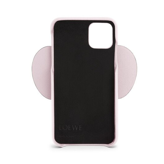 LOEWE Elephant Cover For Iphone 11 Icy Pink front