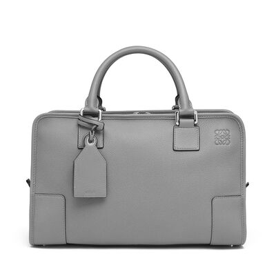 LOEWE Amazona Bag Smoke Grey front