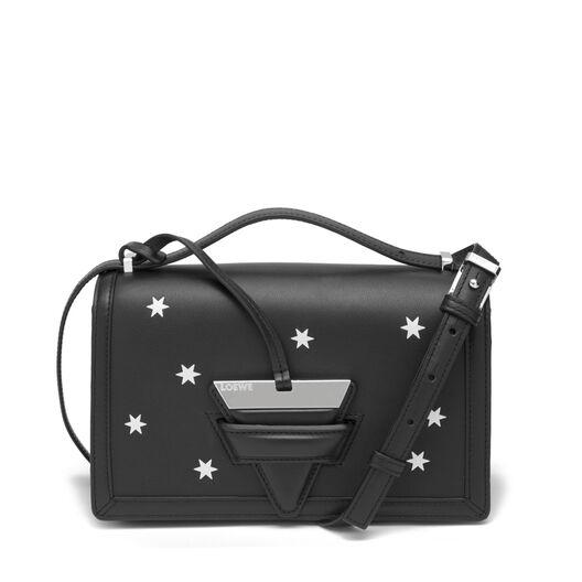 LOEWE Barcelona Stars Bag Black/Silver all