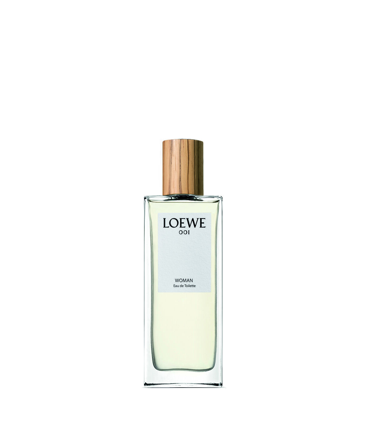 LOEWE Loewe 001 Woman Edt 50Ml Sin Color front