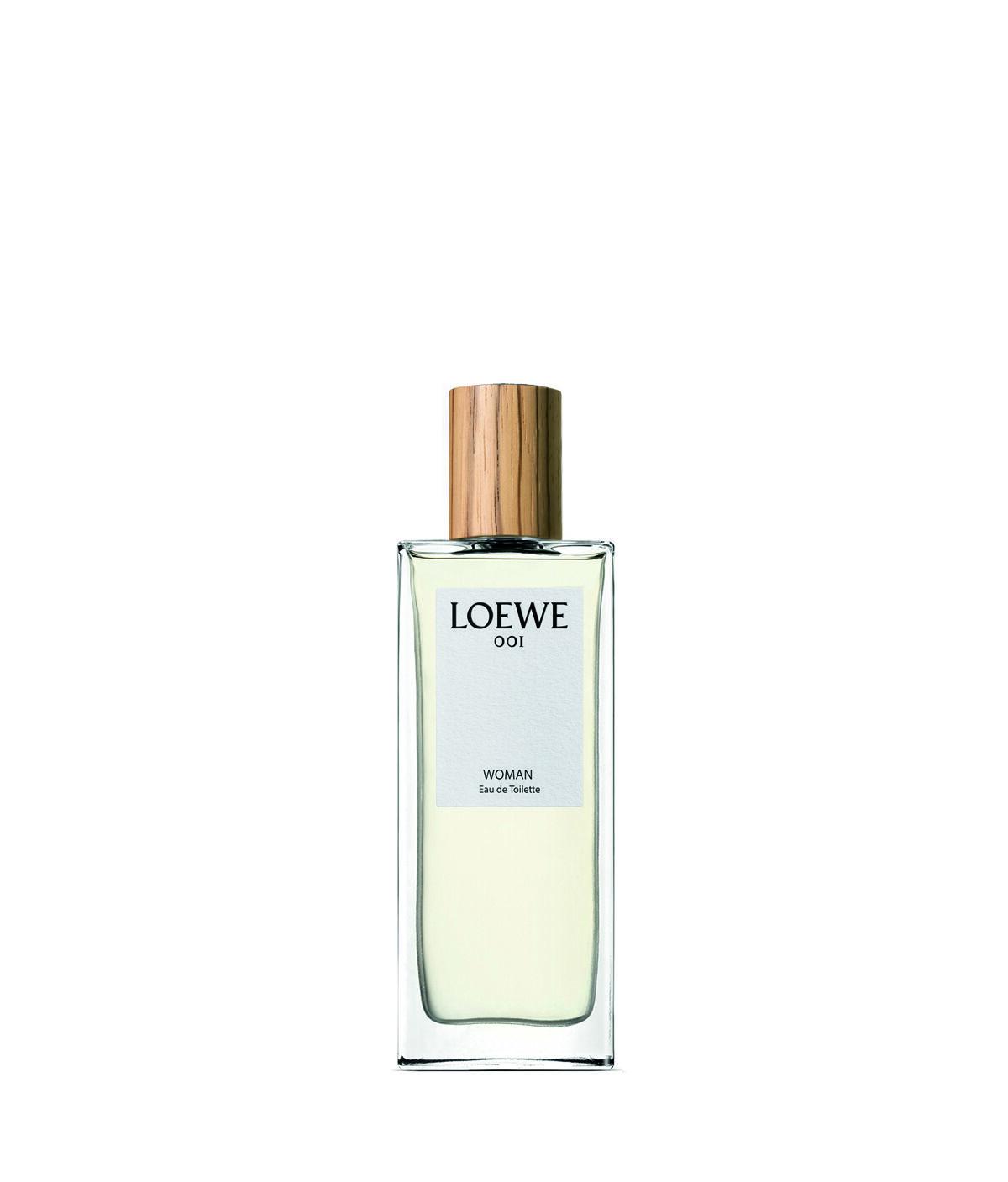 LOEWE Loewe 001 Woman Edt 50Ml Sin Color all