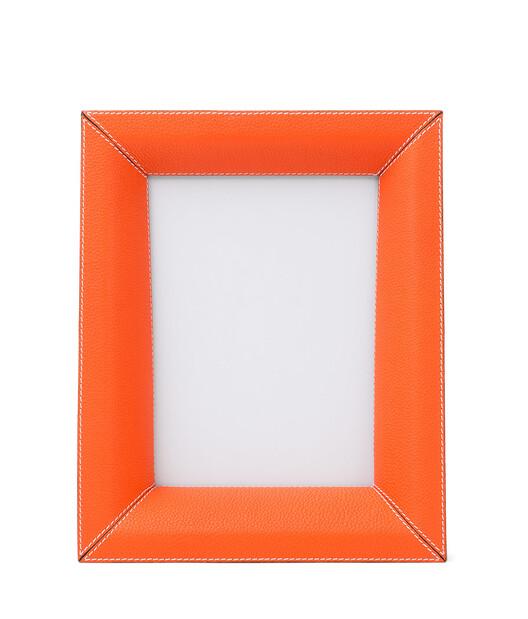 LOEWE Photo Frame Orange front