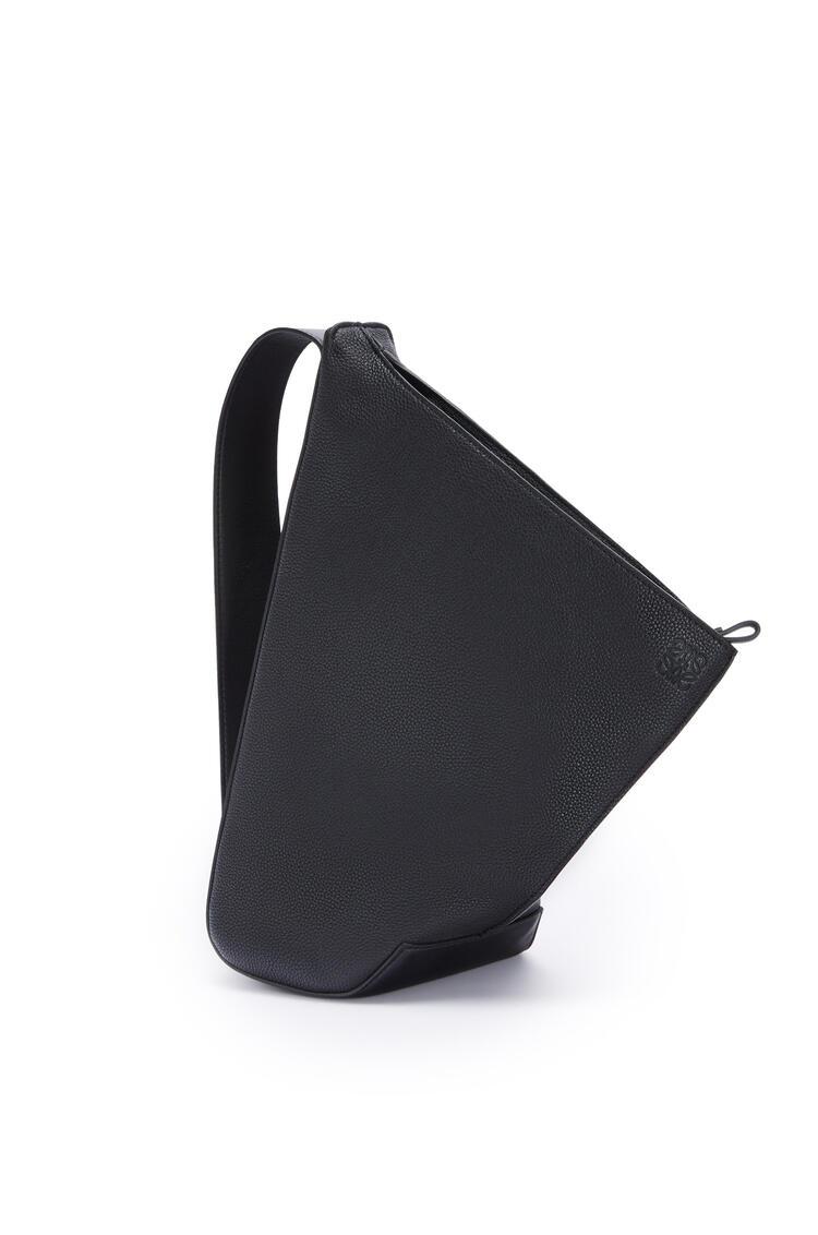 LOEWE Anton Sling in soft grained calfskin Black pdp_rd
