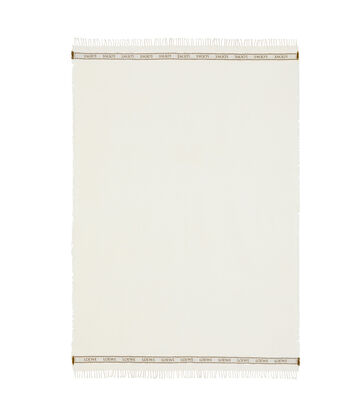 LOEWE 130X190 Paula Waffle Towel 淡褐色 front