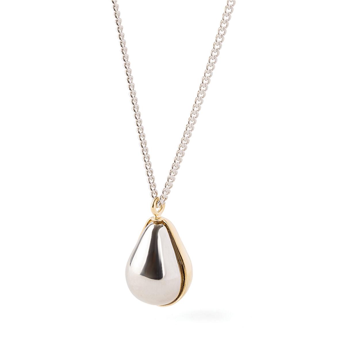 LOEWE Vermeer Necklace gold/palladium front