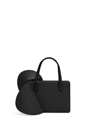 LOEWE Small Postal Wings bag in classic calfskin Black pdp_rd