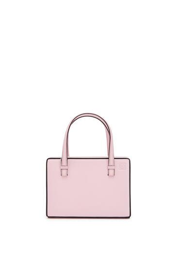 LOEWE 小号天然小牛皮 Postal 手袋 Pastel Pink pdp_rd