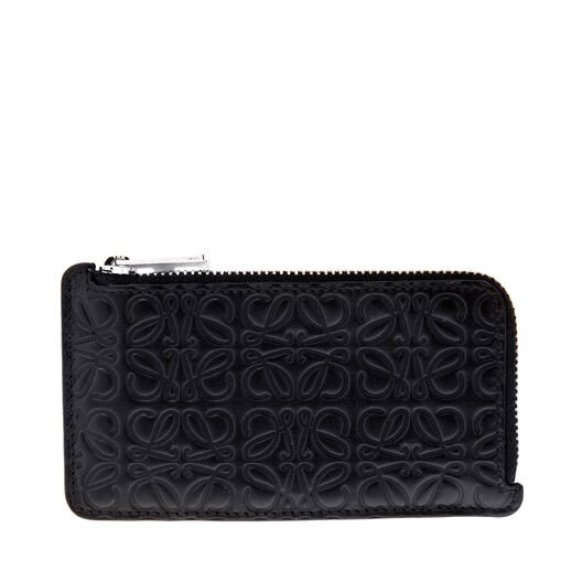 LOEWE Coin/Card Holder Black all