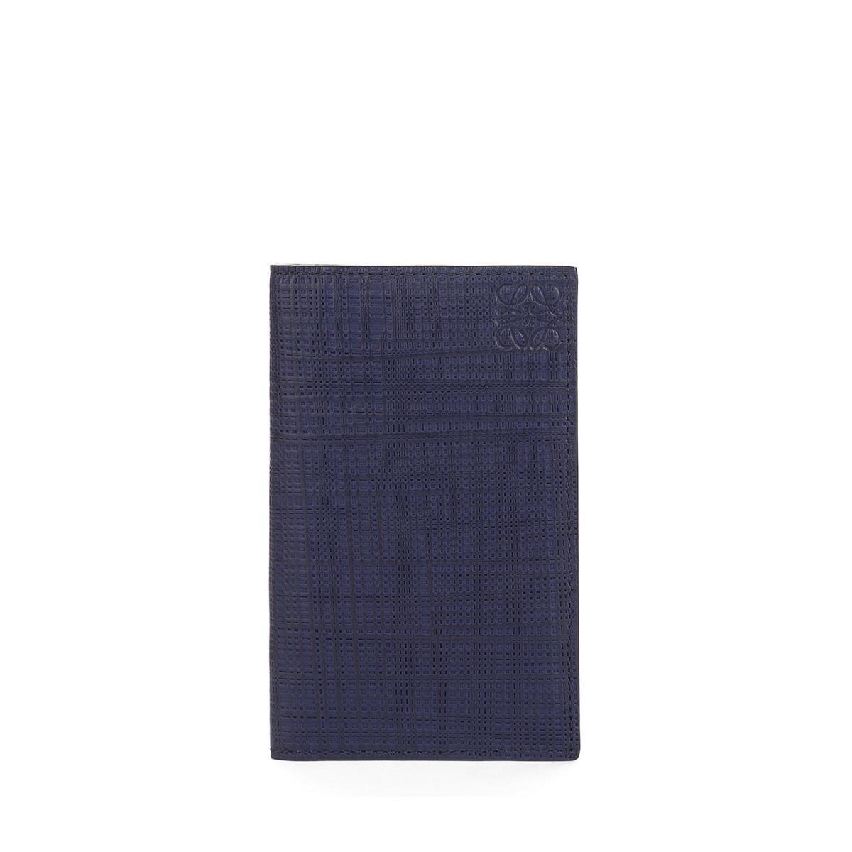 LOEWE Compact Wallet 海军蓝 all