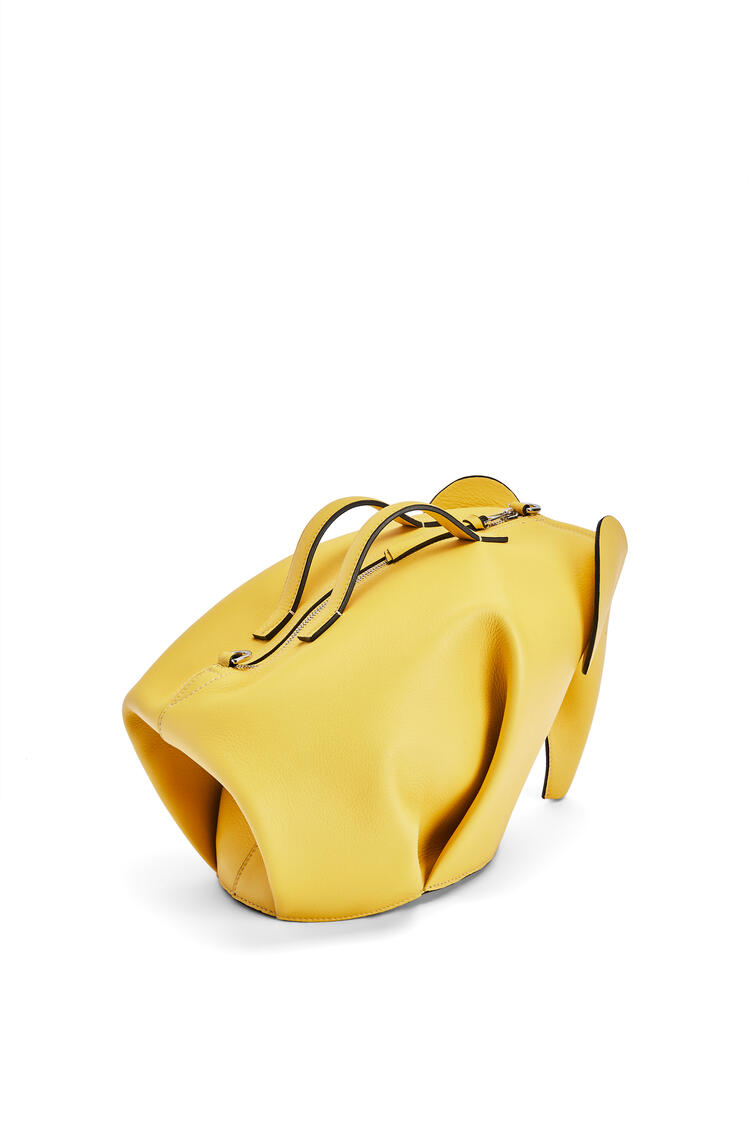 LOEWE 大号经典小牛皮小象手袋 黄色 pdp_rd