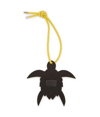 LOEWE Paula Turtle Charm 绿色/黑色 front