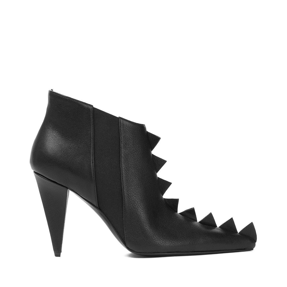 Zig Zag ankle boots - Black Loewe ATuULqV
