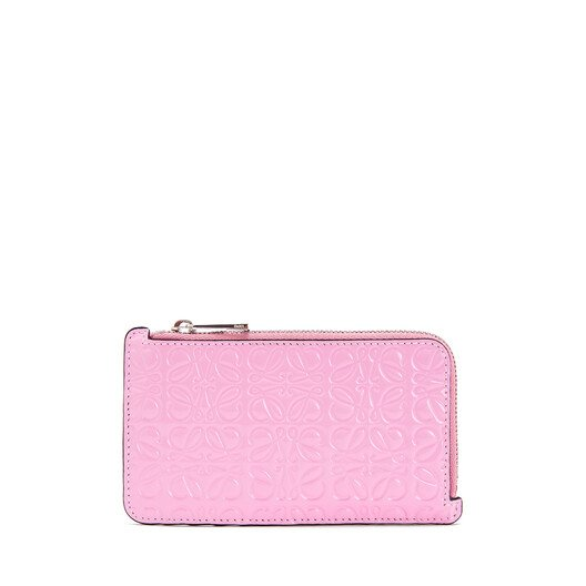 LOEWE Coin Cardholder Candy front