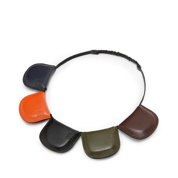 LOEWE Multipocket Headband Multicolor front