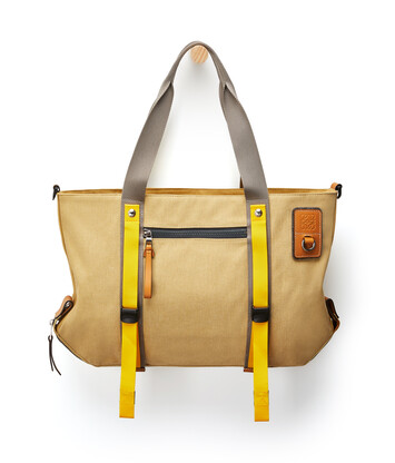 LOEWE Eye/Loewe/Nature Tote Bag Oro front