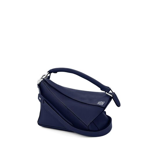 LOEWE Puzzle Small Bag 海军蓝 all