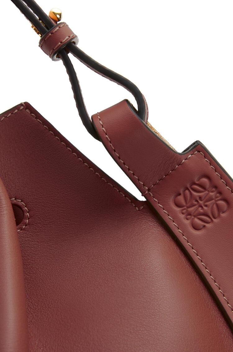 LOEWE Horseshoe bag in nappa calfskin Wine pdp_rd