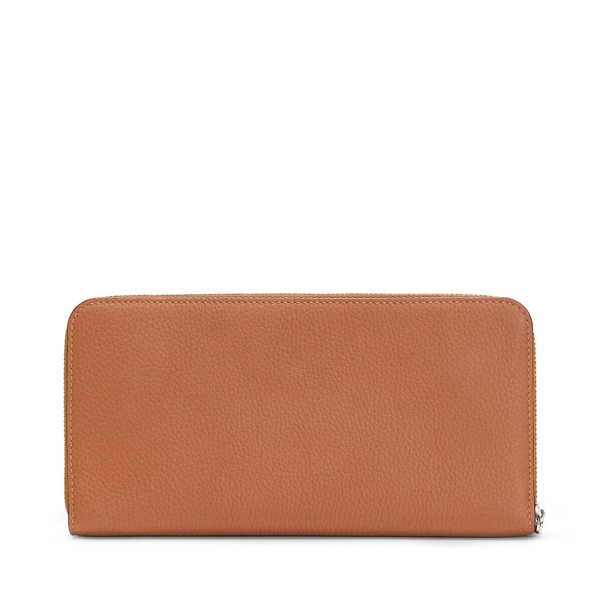 LOEWE Zip Around Wallet Multicolor front