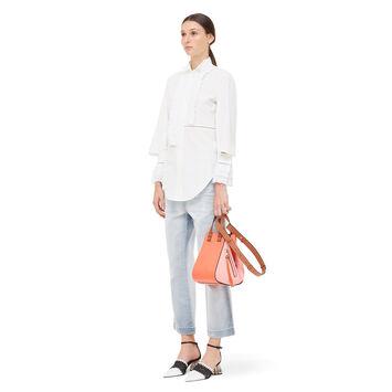 LOEWE Hammock Small Bag Blossom/Bright Peach front