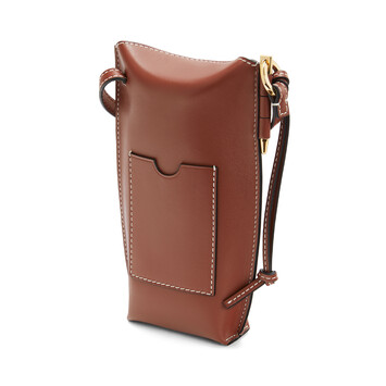 LOEWE Gate Pocket Rust Color front