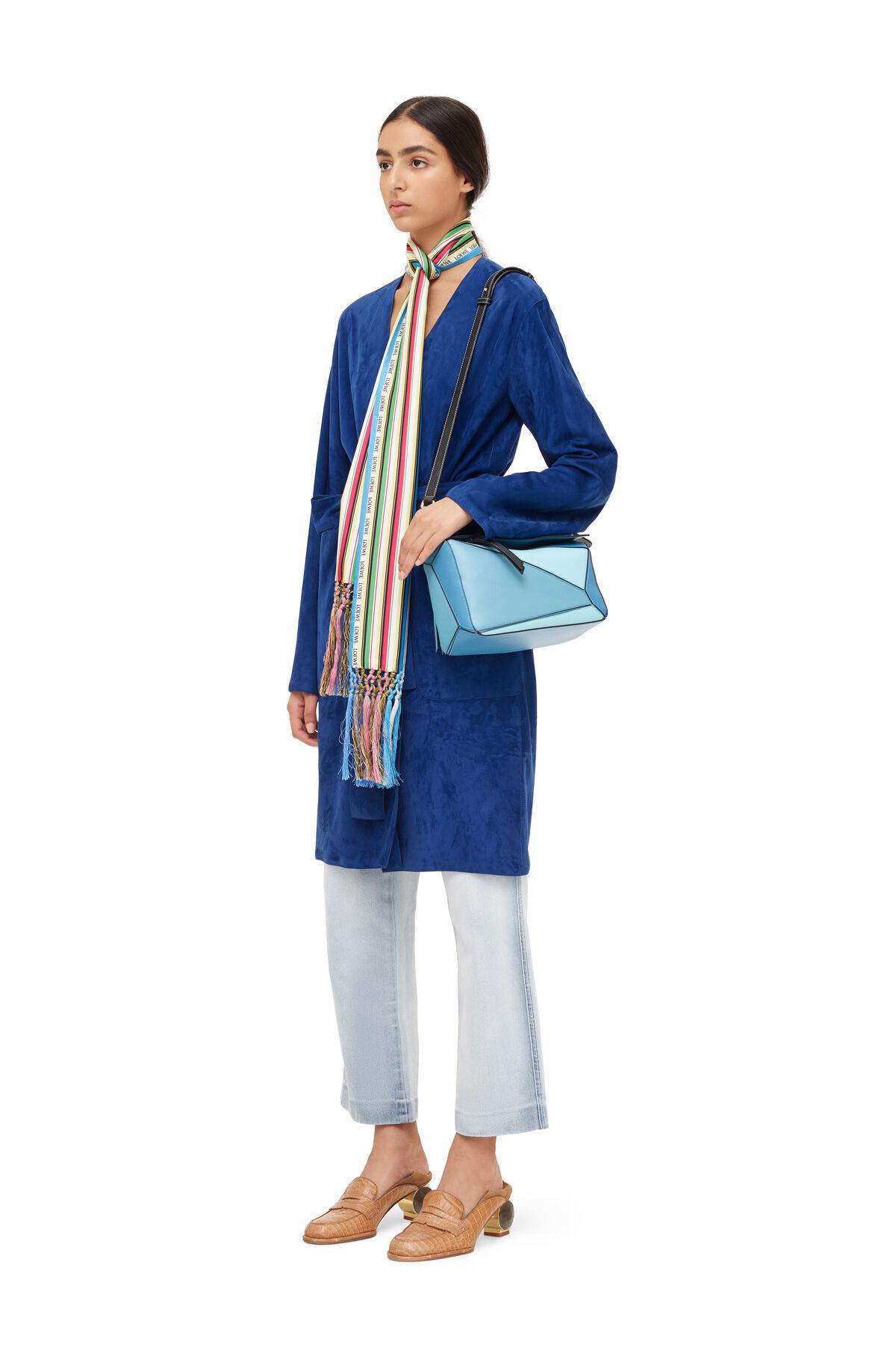 LOEWE Coat Dark Royal Blue front