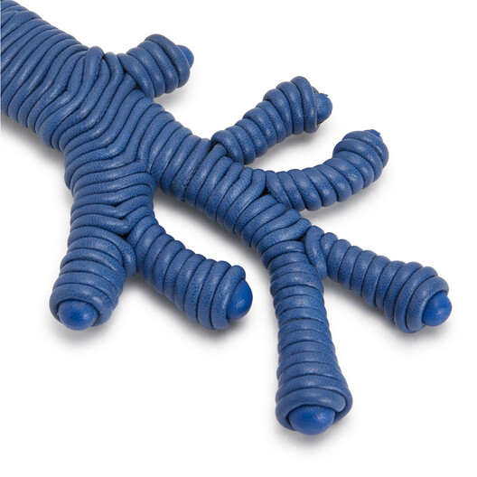 LOEWE Paula Coral Charm Blue Klein front