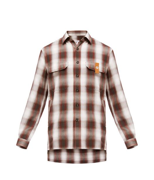 Check Overshirt