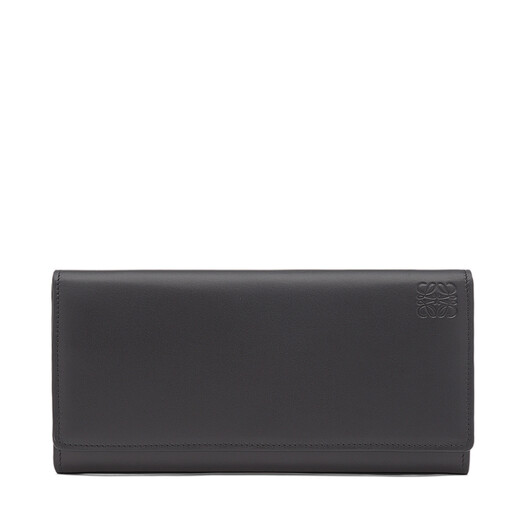 LOEWE Rainbow Continental Wallet Multicolor/Black front