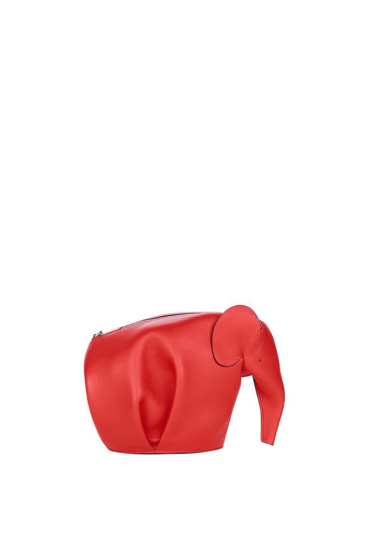 LOEWE Elephant Mini Bag 緋紅 pdp_rd
