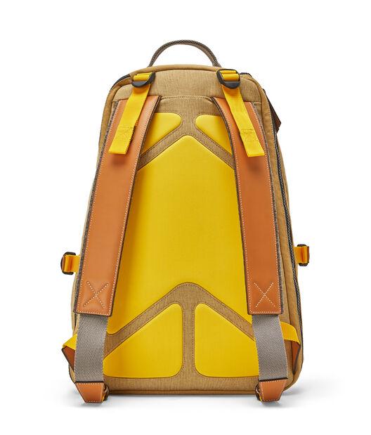 LOEWE Eye/Loewe/Nature Backpack 金色 front