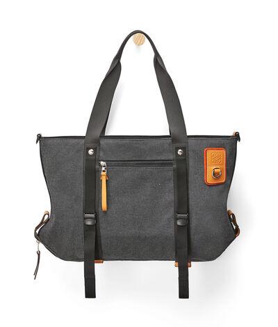 LOEWE Eln Tote Bag Black front