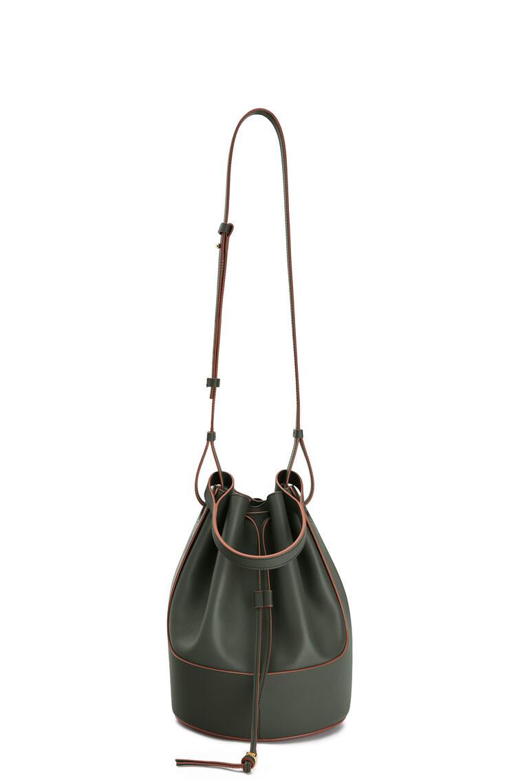 LOEWE Balloon Bag In Nappa Calfskin Vintage Khaki pdp_rd