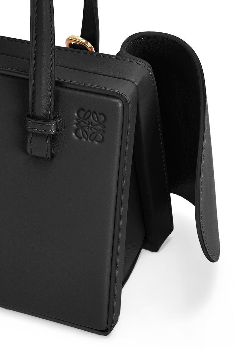 LOEWE Small Postal Wings Bag In Classic Calfskin Black pdp_rd