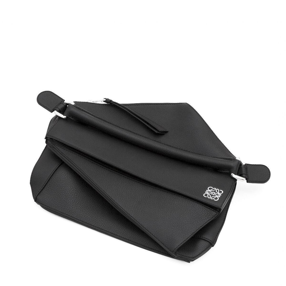 LOEWE Puzzle Bag 黑色 all