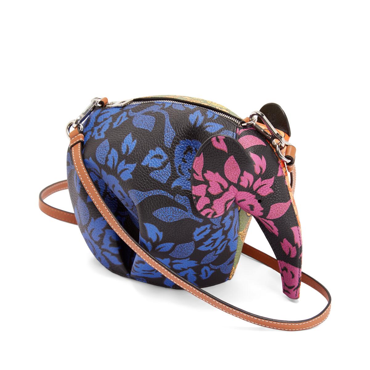 LOEWE Paula's Elephant Mini Bag Multicolor front
