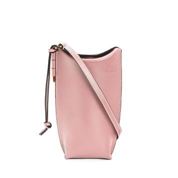 LOEWE Gate Pocket Pastel Pink front