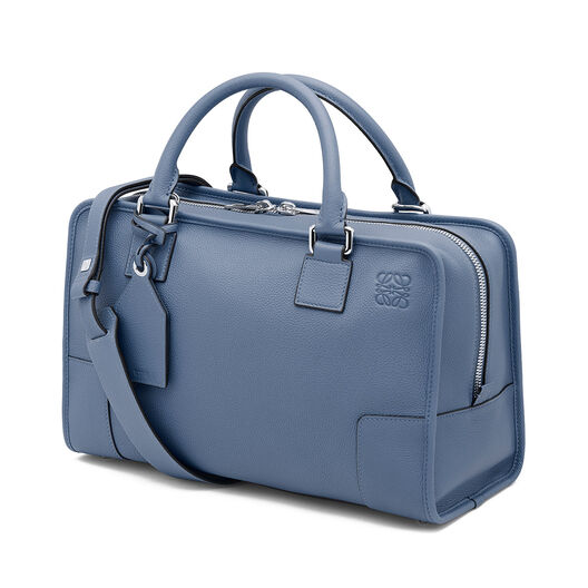 LOEWE Amazona Bag Varsity Blue front