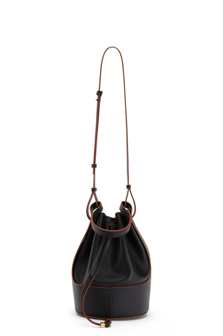 LOEWE Balloon bag in nappa calfskin Black pdp_rd