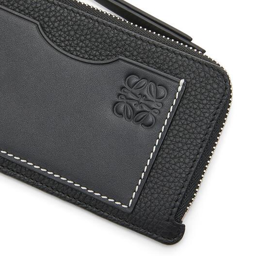 LOEWE Coin Cardholder 黑色 front