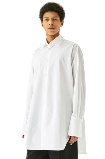 LOEWE Oversize Shirt ホワイト front