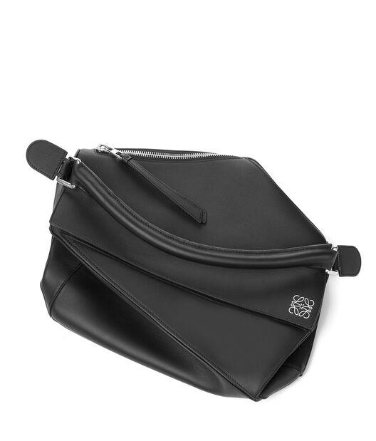 LOEWE Puzzle Large Bag 黑色 all