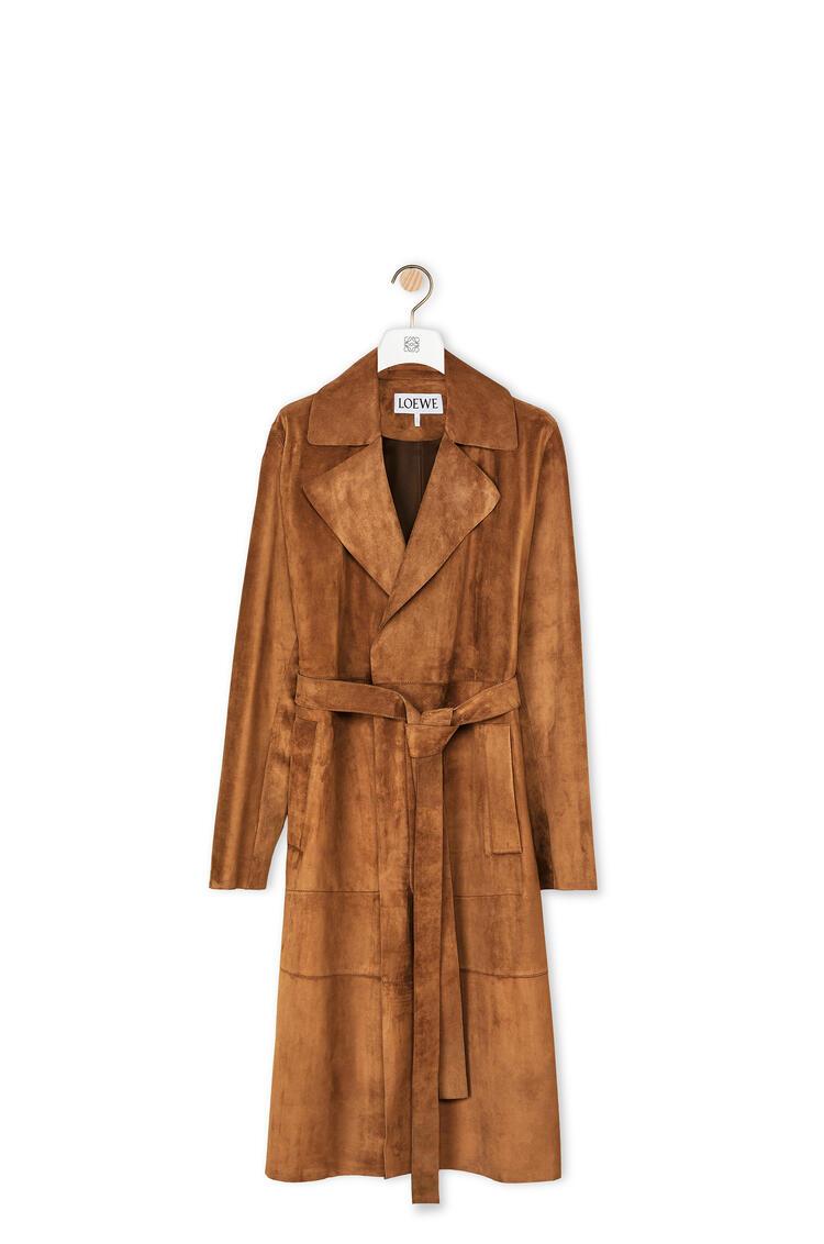 LOEWE Belted Coat Dust pdp_rd